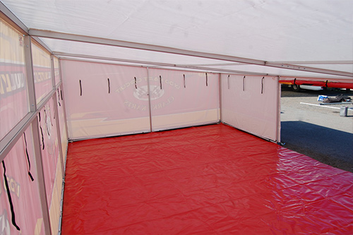Motorsport, Freestanding, Vehicle Awning, Re-cover ...